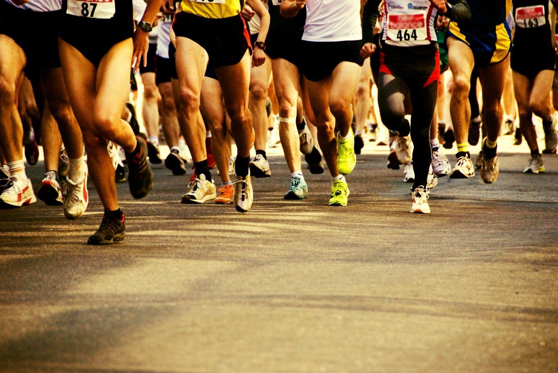 maraton koşucuları