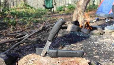 morakniv companion av kamp bushcraft bıçağı
